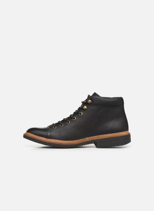 Bottines et boots El Naturalista Yugen NG32 C Noir vue face