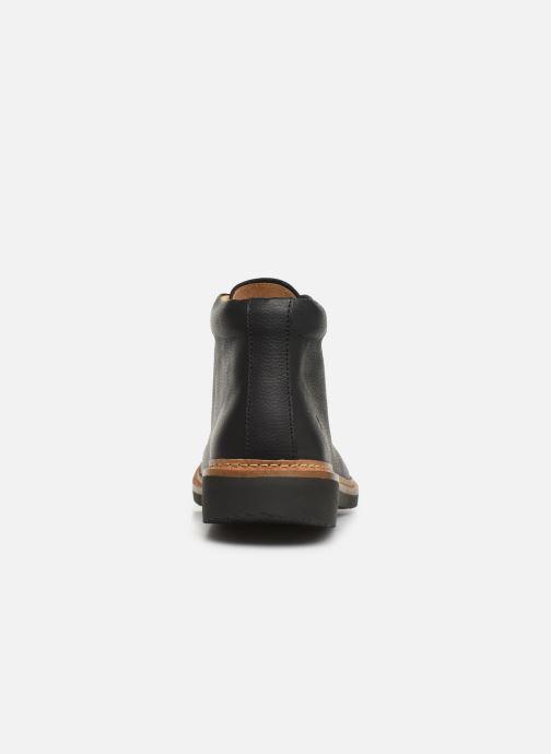 Bottines et boots El Naturalista Yugen NG32 C Noir vue droite