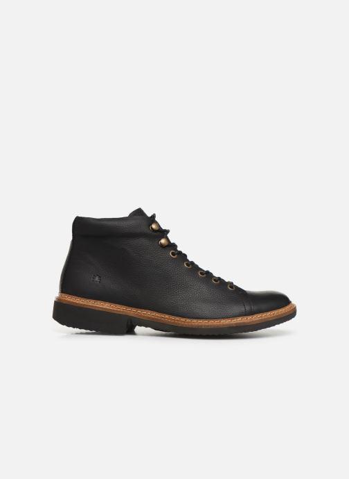 Bottines et boots El Naturalista Yugen NG32 C Noir vue derrière