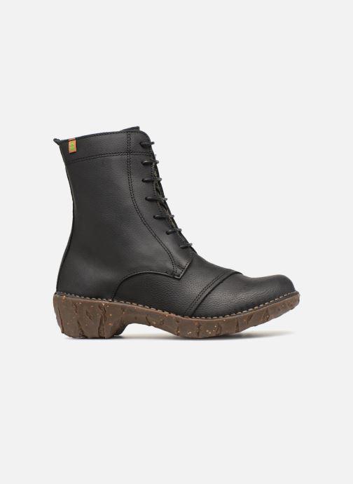 Stiefeletten & Boots El Naturalista Yggdrasil NG57T C schwarz ansicht von hinten