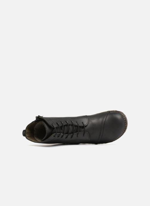 Stiefeletten & Boots El Naturalista Yggdrasil NG57T C schwarz ansicht von links