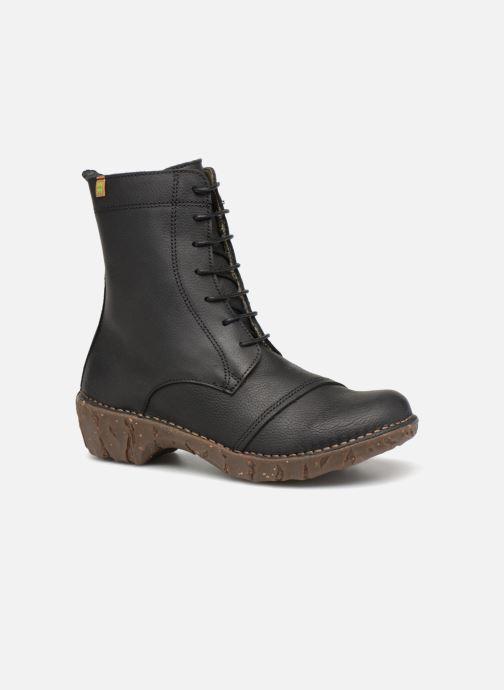 Stiefeletten & Boots El Naturalista Yggdrasil NG57T C schwarz detaillierte ansicht/modell