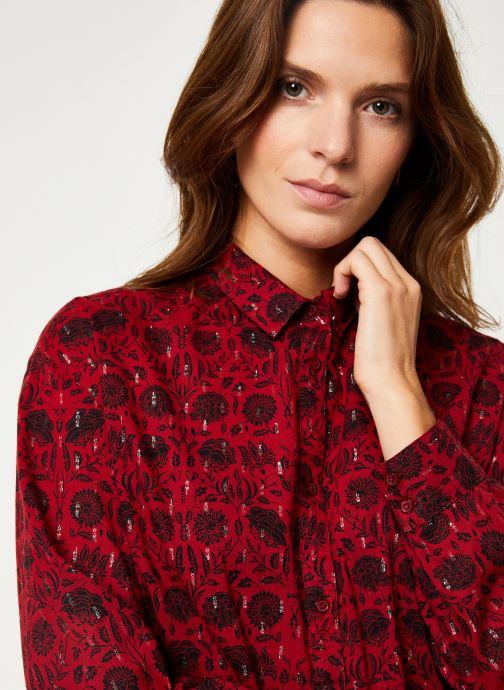 Vêtements MKT Studio CALLISTA Rouge vue face
