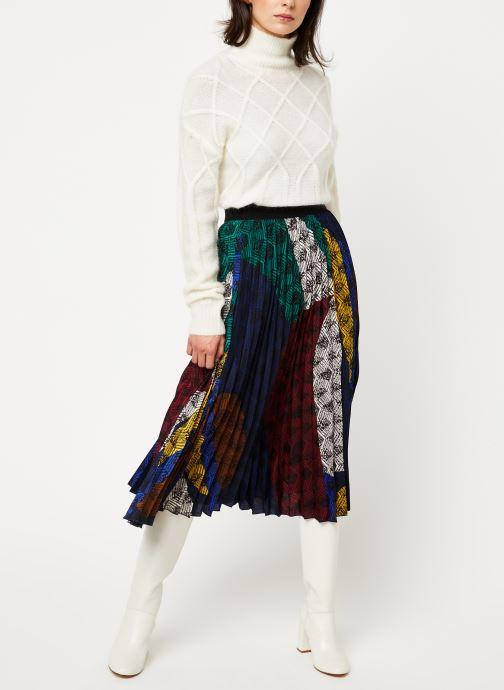 Vêtements MKT Studio JANSEN IMPACT Bleu vue bas / vue portée sac