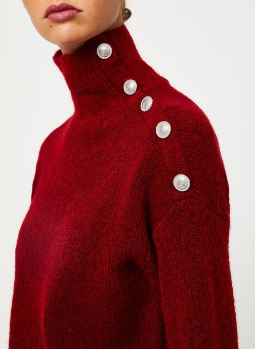 Vêtements MKT Studio KLIMIO Rouge vue face