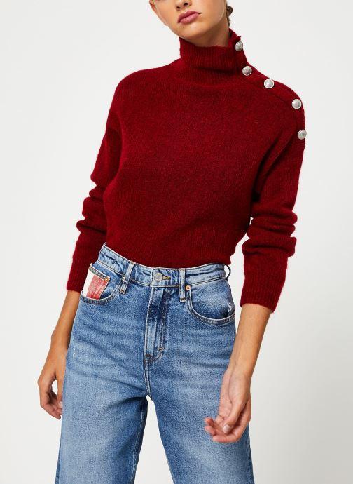 Vêtements MKT Studio KLIMIO Rouge vue détail/paire