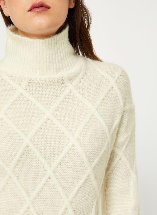 Vêtements MKT Studio KOUHAI Blanc vue face
