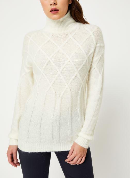 Vêtements MKT Studio KOUHAI Blanc vue droite