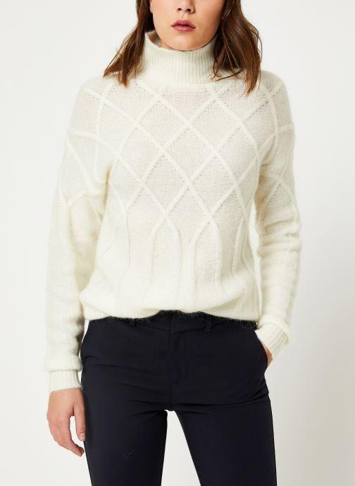Vêtements MKT Studio KOUHAI Blanc vue détail/paire