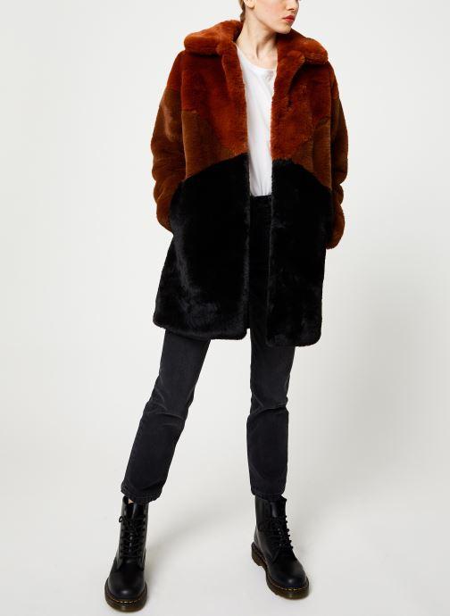 Vêtements MKT Studio MARIO Marron vue bas / vue portée sac