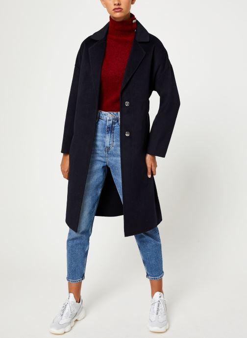 Vêtements MKT Studio MERIEM Bleu vue bas / vue portée sac