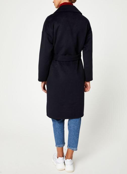 Vêtements MKT Studio MERIEM Bleu vue portées chaussures
