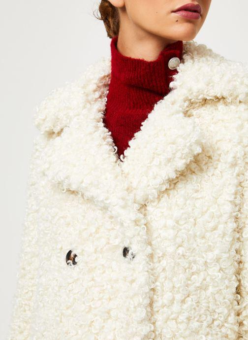 Vêtements MKT Studio MIDRIX Blanc vue face