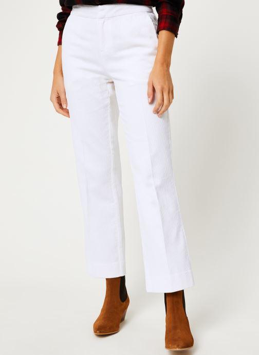 Vêtements MKT Studio PINDRA Blanc vue détail/paire