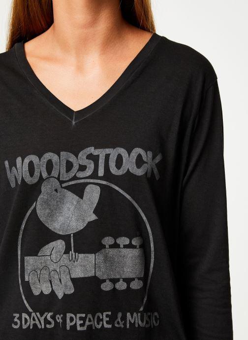 Vêtements MKT Studio TRESOR WOODSTOCK Noir vue face
