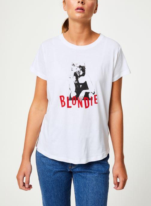 Vêtements MKT Studio TYLER BLONDIE Blanc vue détail/paire