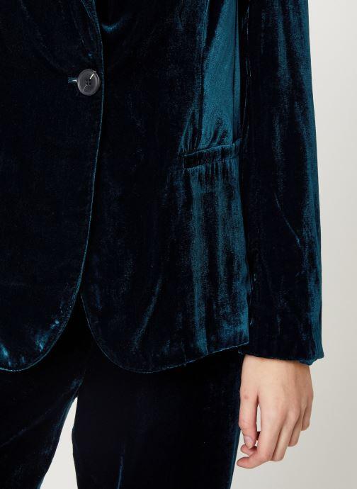 Vêtements MKT Studio VUECO Bleu vue face