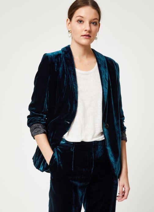 Vêtements MKT Studio VUECO Bleu vue détail/paire