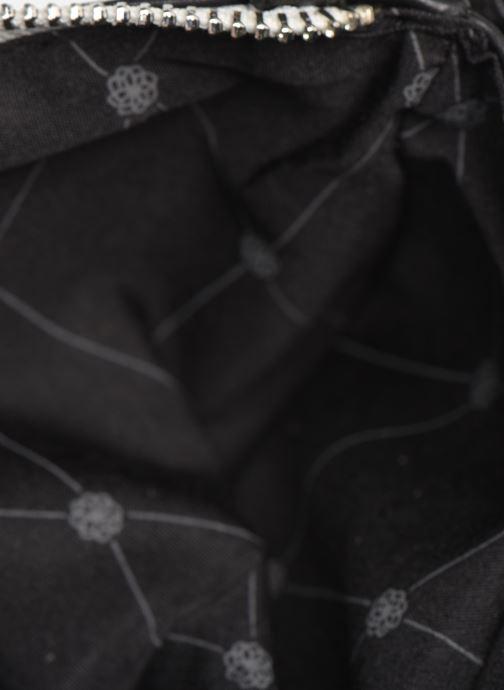 Sacs pochettes Pieces DAGNA CROSS OVER BAG CONTRAST ZIP Noir vue derrière