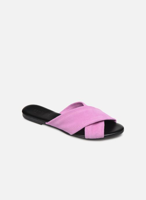 Zuecos Mujer MARNIE SUEDE SANDAL