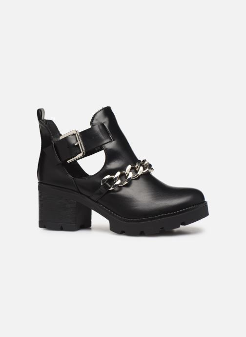 Stiefeletten & Boots Pieces DELARA BOOT schwarz ansicht von hinten