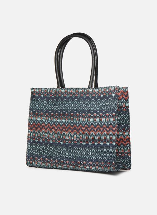 Handtassen Pieces BRENDA SHOPPER Groen model