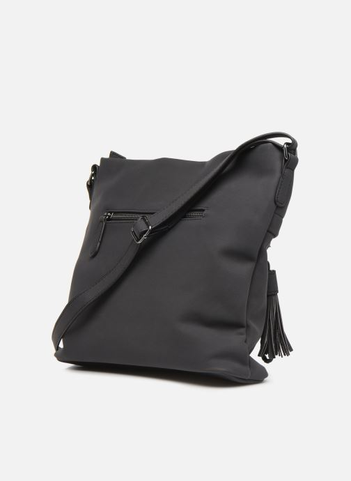 Bolsos de mano Pieces BEKKA BAG Negro vista lateral derecha