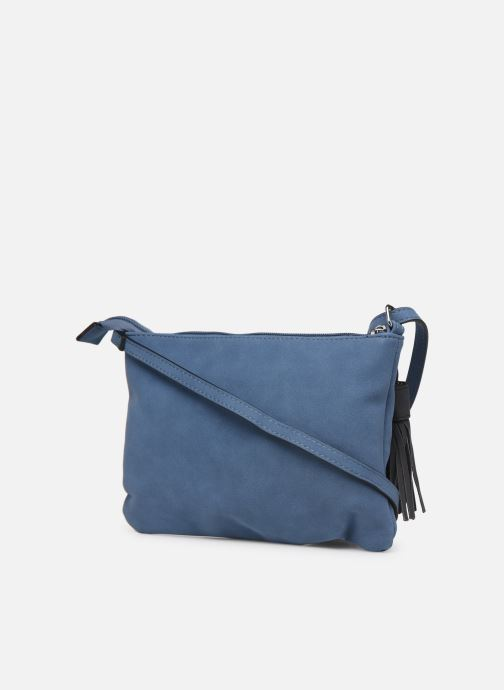 Handtassen Pieces BEKKA CROSS BODY Blauw rechts