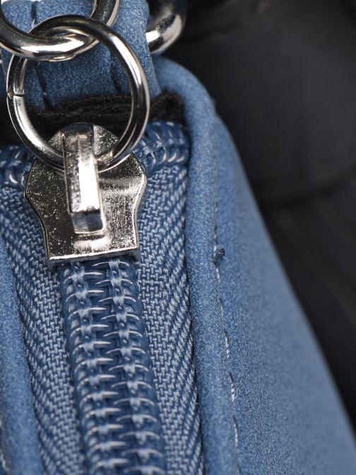 Bolsos de mano Pieces BEKKA CROSS BODY Azul vista lateral izquierda