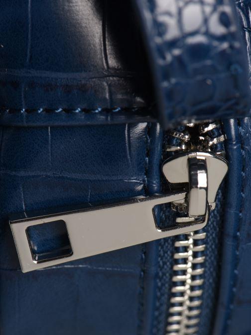 Handtassen Pieces ZOCO CROSS BODY CROCO Blauw links
