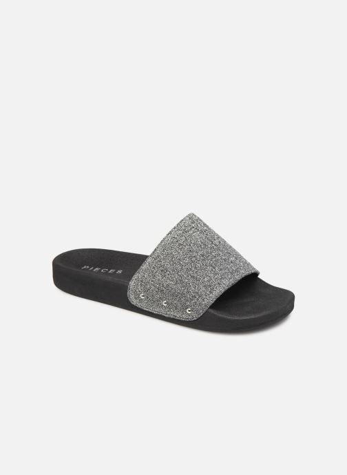 Wedges Pieces CHICA SLIPPER Zilver detail