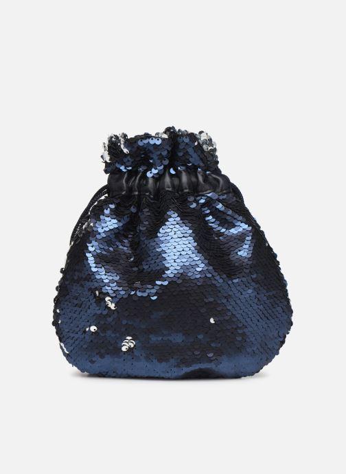 Handtassen Pieces SIMO SEQUIN BAG Blauw voorkant