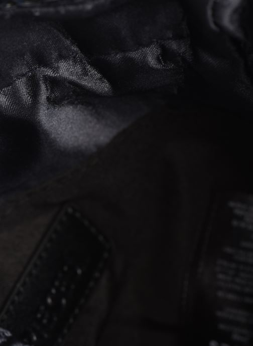 Handtaschen Pieces SIMO SEQUIN BAG blau ansicht von hinten