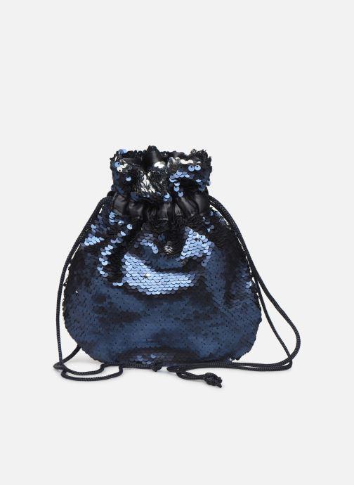 Handtaschen Pieces SIMO SEQUIN BAG blau detaillierte ansicht/modell