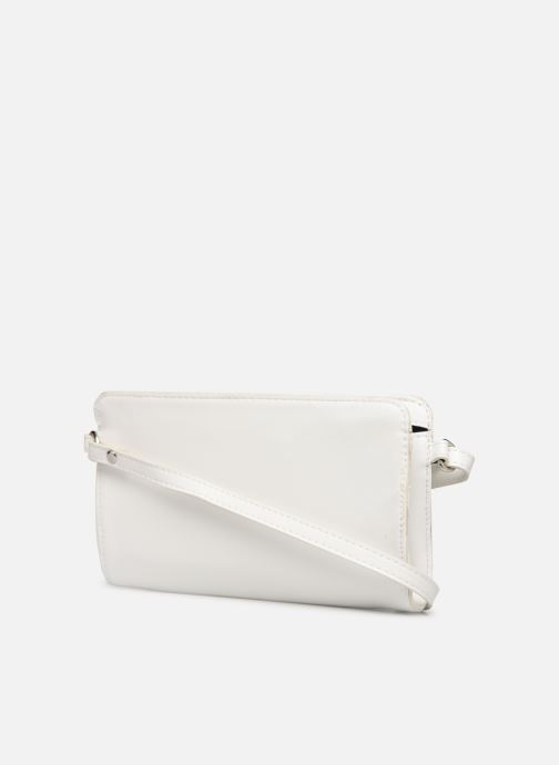 Handbags Pieces PERNILLE CROSS BODY White view from the right