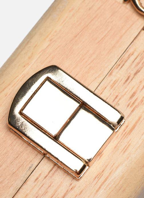 Clutch Pieces PYLLE CROSS BODY Beige links