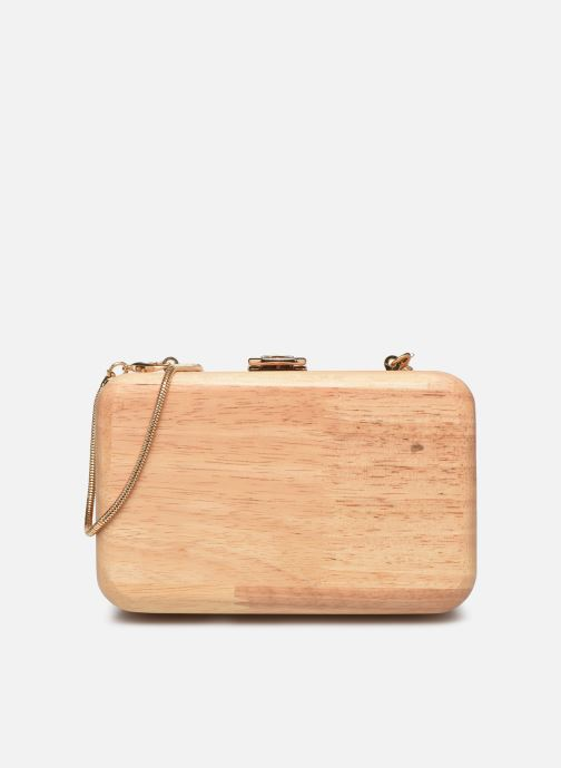 Mini Bags Pieces PYLLE CROSS BODY beige detaillierte ansicht/modell
