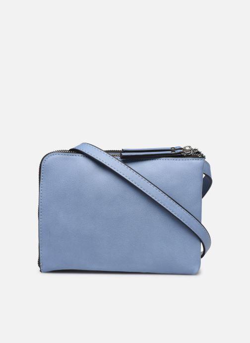 Handtaschen Pieces PERNILLA CROSS BODY blau ansicht von vorne