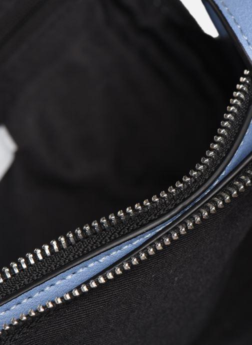 Handtaschen Pieces PERNILLA CROSS BODY blau ansicht von hinten