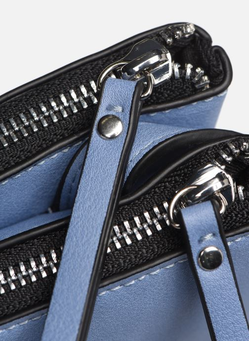 Handbags Pieces PERNILLA CROSS BODY Blue view from the left