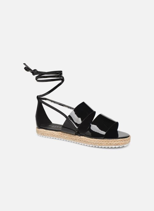 Espadrilles Pieces ANNI SANDAL Black detailed view/ Pair view