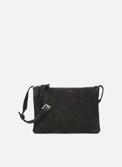 Handbags Pieces EVELINE SUEDE CROSS BODY Black detailed view/ Pair view