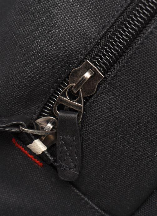 Rucksäcke Pepe jeans STRIKE LAPTOP BACKPACK schwarz ansicht von links
