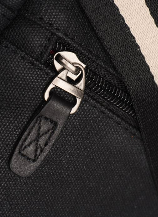 Sacs homme Pepe jeans STRIKE SHOULDER BAG Noir vue gauche