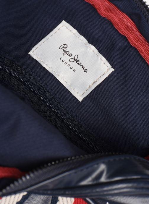 Herrentaschen Pepe jeans YASUR BAG blau ansicht von hinten