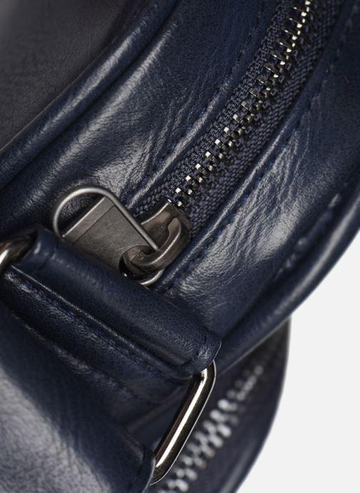 Herrentaschen Pepe jeans YASUR BAG blau ansicht von links