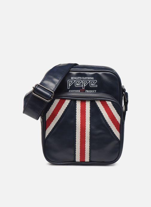 Sacs homme Pepe jeans YASUR BAG Bleu vue détail/paire