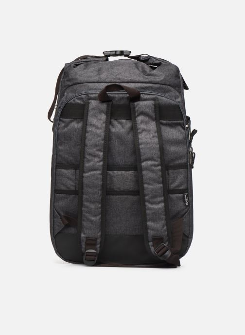 Sacs à dos Pepe jeans IRVIN LAPTOP BACKPACK Gris vue face
