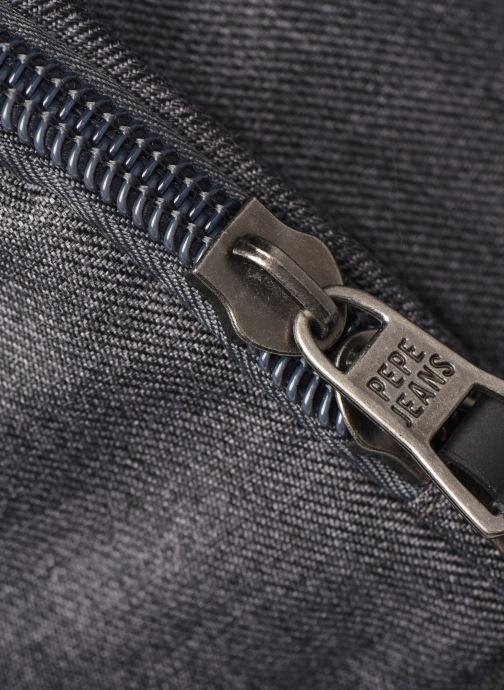 Rucksäcke Pepe jeans IRVIN LAPTOP BACKPACK grau ansicht von links