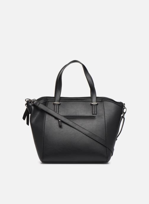 Handbags Pepe jeans BAG DAPHNE Black front view